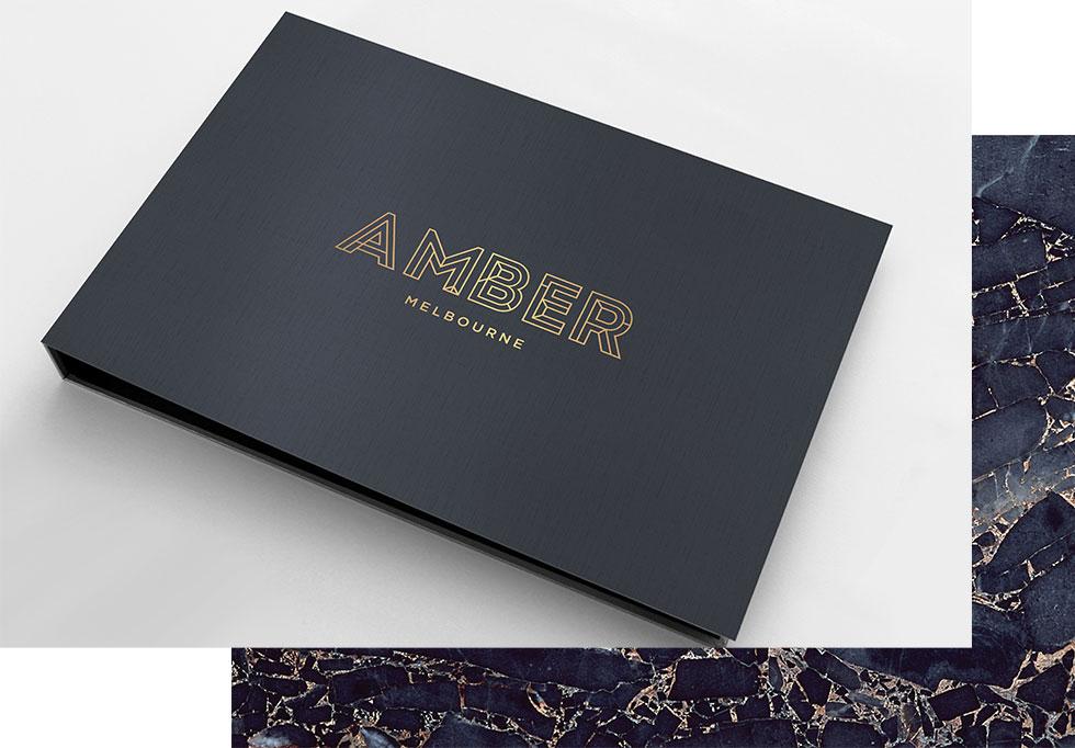 Amber folder