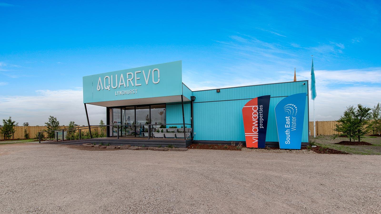 Aquarevo Sales Office