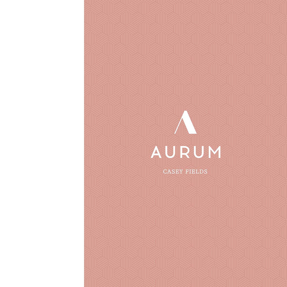 Aurum brochure cover