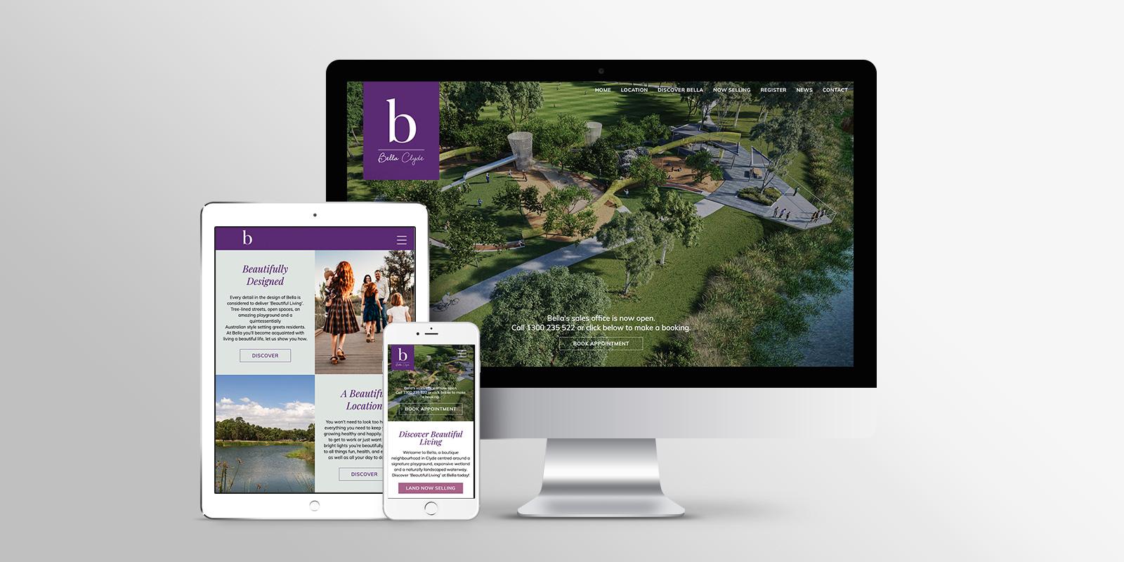 Bella Website