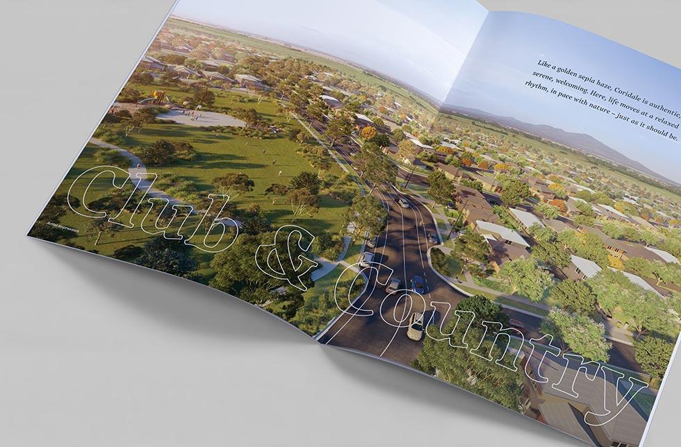 Coridale Brochure Spread 1