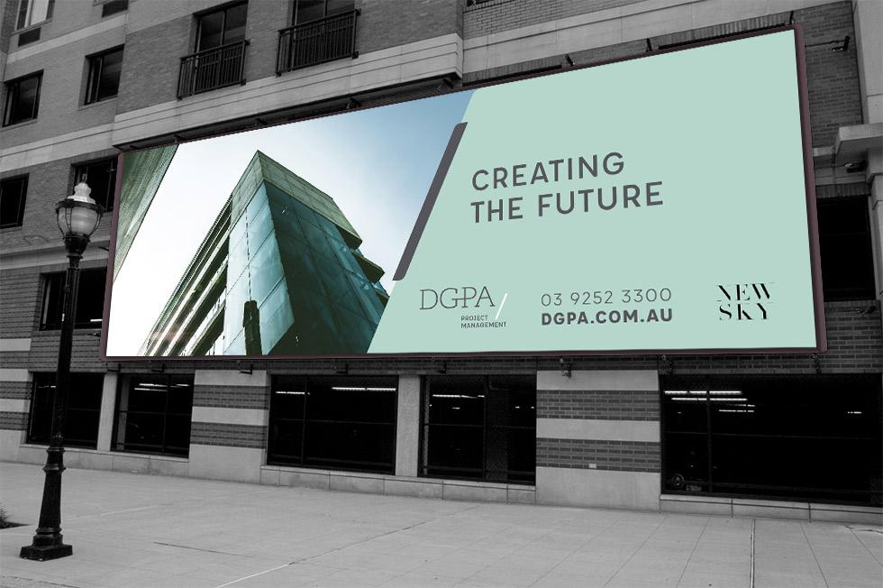 DGPA Signage