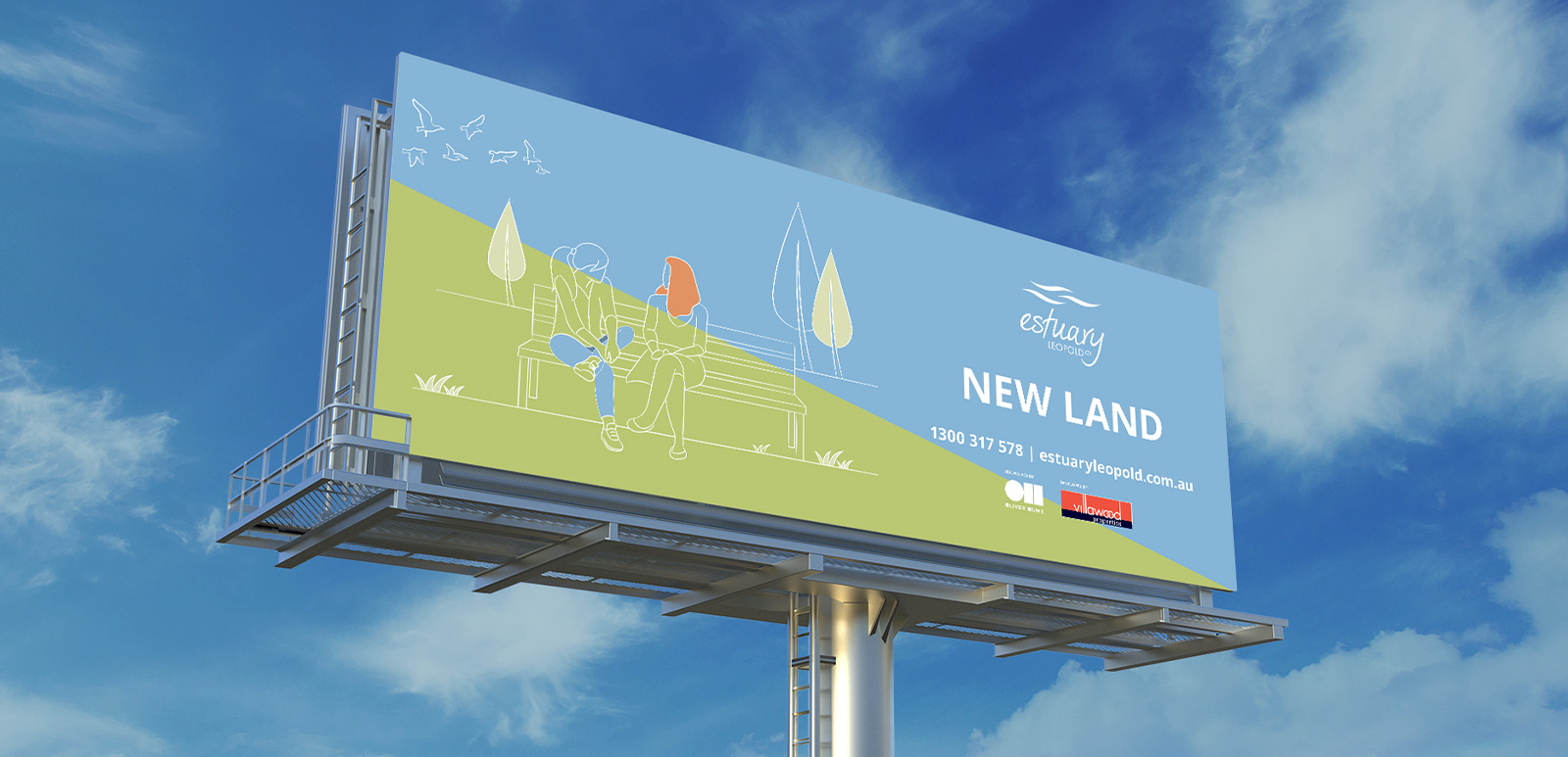Estuary Billboard