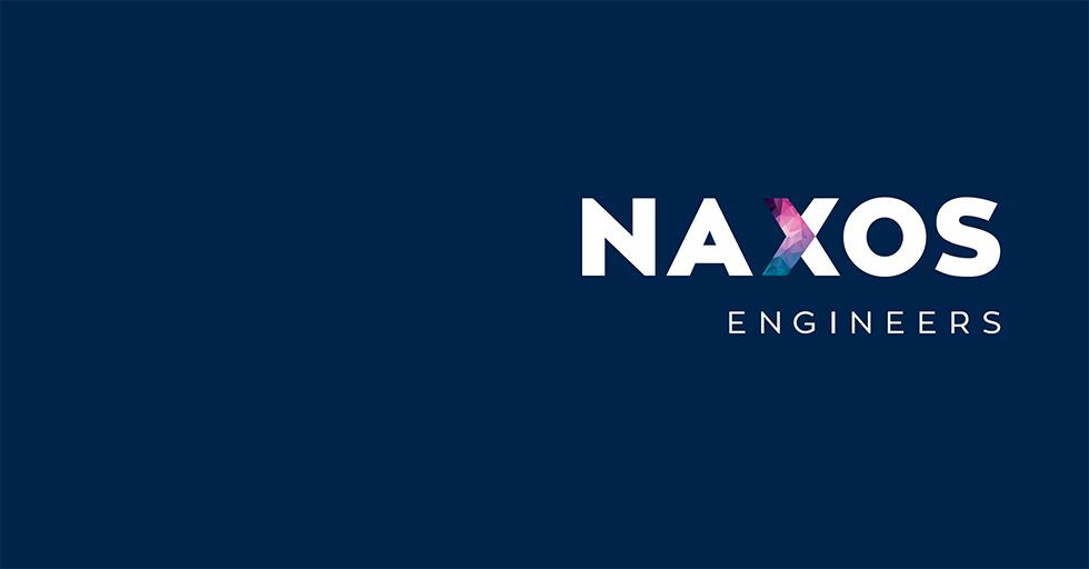 Naxos Engineers Logo Design