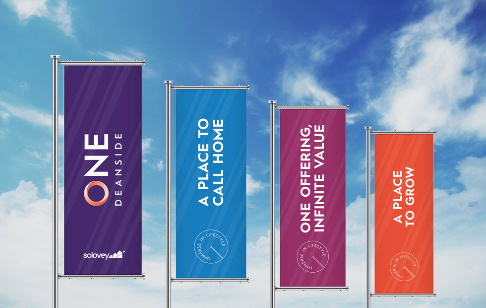 Flag Banner Design