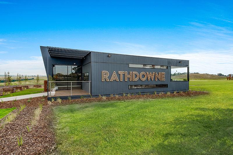 Rathdowne sales office