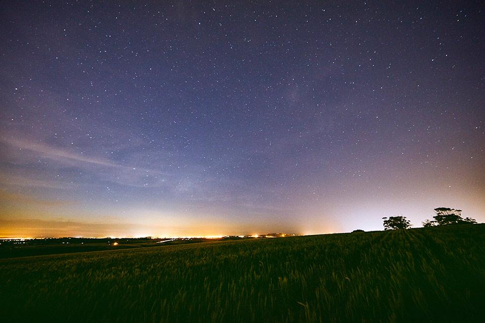 Redstone Skyline